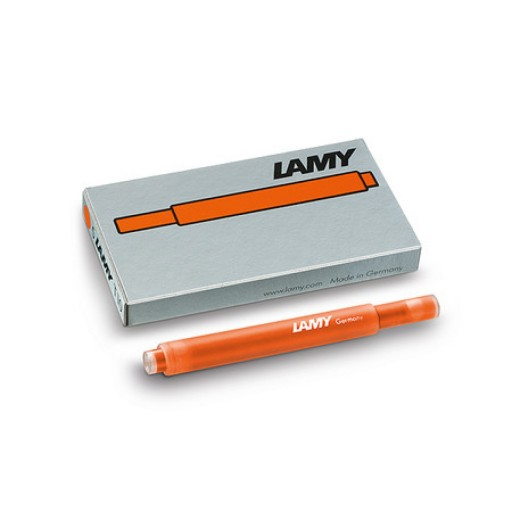 LAMY giant ink cartridge T10 - Copper Orange