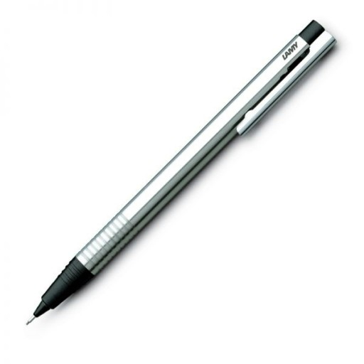 Lamy logo Mechanical Pencil Cyclical Matte Stainless Steel L105